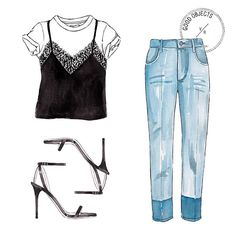 Fashion Design Sketches 820147782119014585 - Good objects – Essentials… Source by Moda Fashion, New Fashion, Fashion Art, Girl Fashion, Fashion Outfits, Womens Fashion, Fashion Design Drawings, Fashion Sketches, Fashion Illustrations