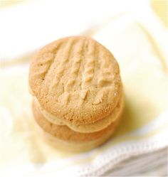 Gwyneth Paltrow Cookies Series #7: Peanut Butter Cookies