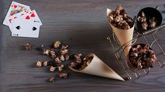 Chocolate and sour cherry crunch recipe : SBS Food