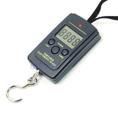 40kg 88Lb 1410oz Digital Handy Scales //Price: $9.95 & FREE Shipping //     #sale #topbuysale