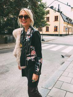 Dagens Outfit (Och varför jag fått en bra start på veckan!) - Josefin Dahlberg - Metro Mode