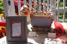 Fanciful Events: Snow White themed birthday party!