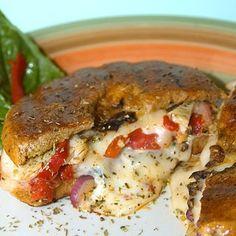 Chicken Panini Recipe