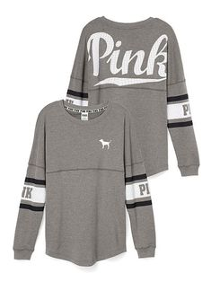 Varsity Crew - PINK - Victoria's Secret | Clothes for school ...
