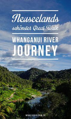 Neuseelands spannendster Great Wallk: Whanganui River Journey Visit New Zealand, New Zealand Travel, Journey, Kia Ora, North Island New Zealand, Great Walks, Auckland, Australia Travel, Van Life