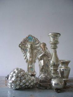 Frans zilverglas relequi