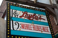 Layla's Bluegrass Inn at 418 Broadway is a great music venue. #globalphile #travel #tips #destination #USA #nashville #music #venue #lonelyplanet #roadtrip2016 http://globalphile.com/city/nashville-tennessee/