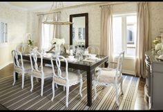 Sarah's Most Elegant Dining Room Ever