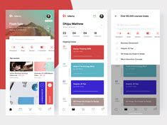 Online Courses - Mob app UX designed by Dh:pu Mathew _ _ ✍️. Connect with them on Dribbble; the global community for designers and creative professionals. Ui Design Mobile, App Ui Design, User Interface Design, Web Design, Amazon Mobile App, Mobile App Ui, Ui Design Patterns, User Experience Design, Ui Inspiration