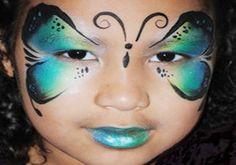 Face painting - Orlando