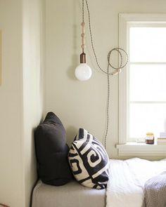 Shake My Blog | Une lampe suspendue DIY