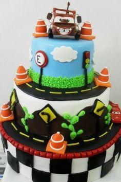 Disney Cars Cake Ideas (68 photos)   More Cake IdeasMore Cake Ideas