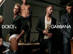 Dolce Gabbana Man Fashion