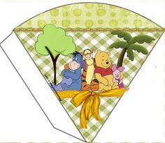 Cono Pooh y amigos