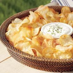 Homemade French Onion Dip - so much better & easy too!! #Superbowl    G-Free Foodie #GlutenFree