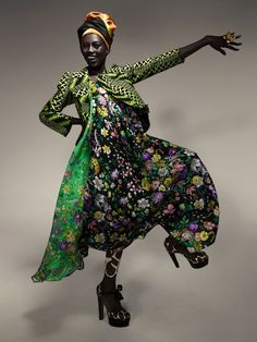 Duro Olowu / photo by John Paul Pietrus.