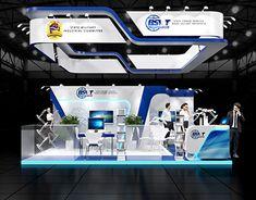 Anita Vozniuk on Behance Exhibition Stall Design, Exhibit Design, Truss Structure, Sport Hall, Interior Concept, Island Design, Display Design, Pop Up Stores, Banner Design