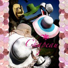 CHAPEAU in MY garden! Pistoia, Italia , Toscana, country, abbigliamento . Pararsi dal sole in un'estate torrida.