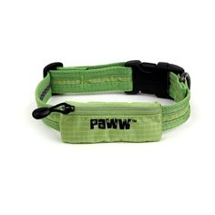 Paww Secret Agent Collar, Medium, Green ** Wow! I love this. Check it out now! : Collars for dogs