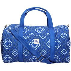 41749c11c3 Kentucky Wildcats The Honour Society Women s Quilted Duffle Bag