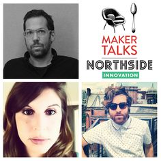 What: June Maker Talks @ Northside When: Friday, June 12. Panel begins at 11:00AM sharp. Where: Entrepreneurship Stage at Wythe Hotel What do one badass app, co-working spaces, the Brooklyn Navy Yard and a new-age advertising agency have in common? One word, us, oh, and that they all are building empires around innovative new collective workspaces. This Friday, I'm hosting a Maker Talk panel - Design & Co-Working Spaces: The Future of How We'll Work - at Northside Festival in Williamsbur...