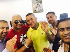 [IMG] Ruja brother (nek tats) and Mohammed Zafar