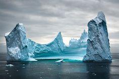 "Daniel Beltrá, ""Antarctica #1"", 2007"