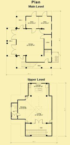 Garage Apartment Plans 2 Bedroom two bedroom garage apartment plans | rv garage with 2nd floor 2