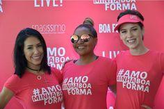 Boa Forma de novembro lança a campanha #AmoMinhaBoaForma