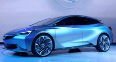Buick Velite Concept Debuts In Guangzhou Previews Future Eco-Friendly Cars