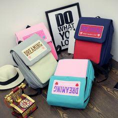 75179f65ecb2 Dreaming college backpack. Aesthetic BackpackBuy StoreGrunge ...