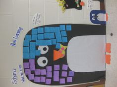 Schema, New Learning, and Misconceptions about penguins. Thank you Room 36-Kindergarten Blog!