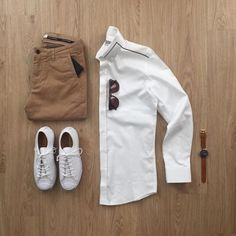 Very best mens fashion trends Casual Wear, Casual Outfits, Men Casual, Fashion Outfits, Fashion Trends, Casual Styles, Style Streetwear, Look Jean, Outfit Grid