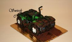 Quad Cake | Flickr - Photo Sharing!