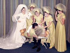 New York Wedding Guide - From the Archives: Weddings in 1968 - New York Magazine