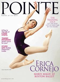 pointe magazine - Google Search