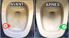 Nettoyer la cuvette des toilettes, ça n'est pas la tâche la plus sympa...Alorsforcément, on n'a pas envie d'y passer des heures !Et puis, on veut surtout que cela soit effica Interior Design Living Room, Good To Know, Bathtub, Good Things, Cleaning, Diy, Sprays, Tattoo, Sport