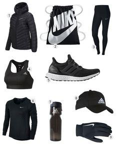 Önskelista september / Wishlist / Interior / Fashion / Collage / Montage / Blogger / Blog post ideas / sports / workout / intersport