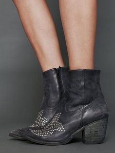Free People Sharon Ankle Boot