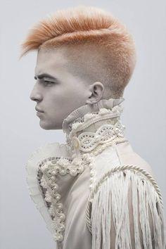 65 New Punk Hairstyles for Guys in 2015 Moda Punk Rock, Horror Punk, Top Hairstyles For Men, Crazy Hairstyles, Blonde Hairstyles, Prom Hairstyles, Pixie Hairstyles, Celebrity Hairstyles, Dark Beauty Magazine