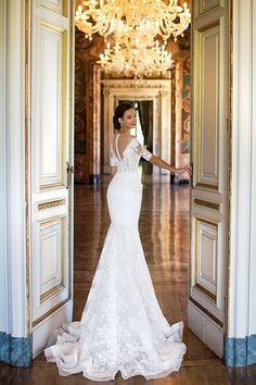 Milla Nova Bridal Wedding Dresses 2017  / http://www.himisspuff.com/milla-nova-bridal-2017-wedding-dresses/31/