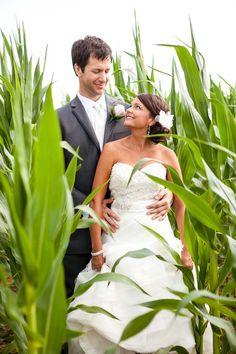 AMANDA + RUSSELL | Kentucky Farm Wedding