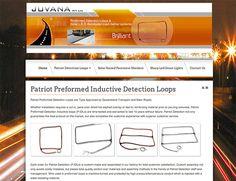 Brisbane, Portfolio Web Design, Downlights, Website