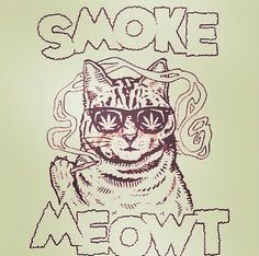 Smoke meowt. Please lord. This shirt though