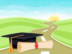 High quality Graduation and Life PPT Backgrounds.. http://www.ppt-backgrounds.net/educational/1187-graduation-and-life-ppt-backgrounds