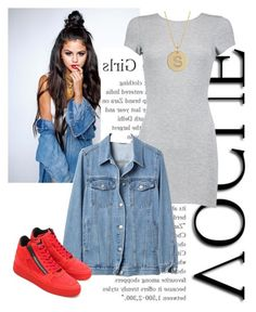 """""""Untitled #78"""" by maylahadyan ❤ liked on Polyvore featuring Boohoo, Gap, Hogan Rebel and ZoÃ« Chicco"""
