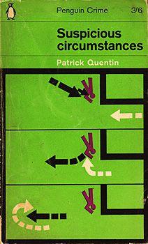 Penguin crime, 1965; Alan Aldridge