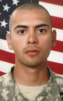 Army Spc. Omar Soltero  Died January 31, 2011 Serving During Operation Enduring Freedom  28, of San Antonio, Texas; assigned to the 2nd Battalion, 4th Infantry Regiment, 4th Brigade Combat Team, 10th Mountain Division, Fort Polk, La.; died Jan. 31 in Wardak province, Afghanistan, of wounds sustained when insurgents attacked his unit using an improvised explosive device.