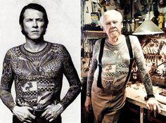 Si alguna vez te preguntaste cómo se verían tus tatuajes al envejecer, en Cultura Colectiva tenemos la respuesta.