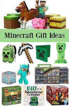 Minecraft Gift Ideas | The Jenny Evolution